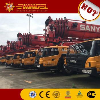 Sany Stc500 Mobile Crane For Sale - China Top Brand Truck Crane ...