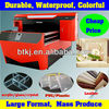 Large Format Flatbed 3d UV Inkjet Printer for Sale,Flatbed 3d UV Glass Leather,PVC,Leather Ink Printer Machine Suppliers