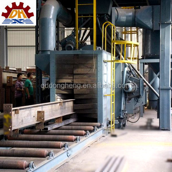 Foundry Automatic Recycling Sand Blasting Room /Cabinet/ Booth/Shot/Abrasive/Grit Blasting/ Equipment, DH-2015-2016- Model,