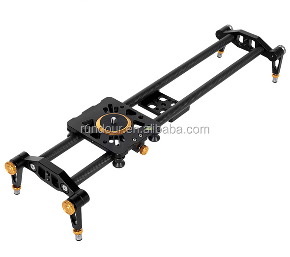 Professsing portable 39.4 inches/100 cm Track Slider Video Stabilizer for Canon/Nikon/Camera DV Video