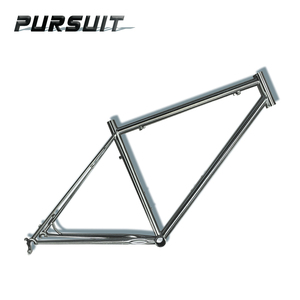 Super light OEM custom Cr-mo chromoly tube steel MTB moutain bike bicycle frame