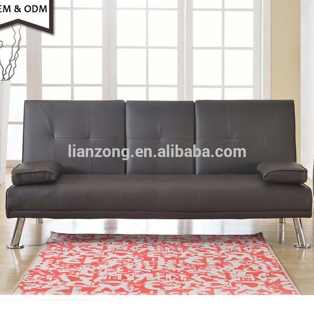 Promoción sofá cama de metal plegable, Compras online de ...