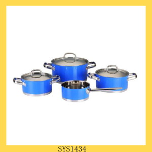 New design china wholesale cookware with great price