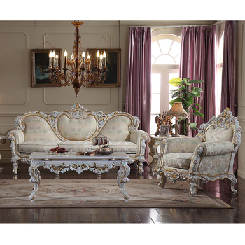 Baroque Style Furniture Italian Style Sofa Set Living Room Furniture ...