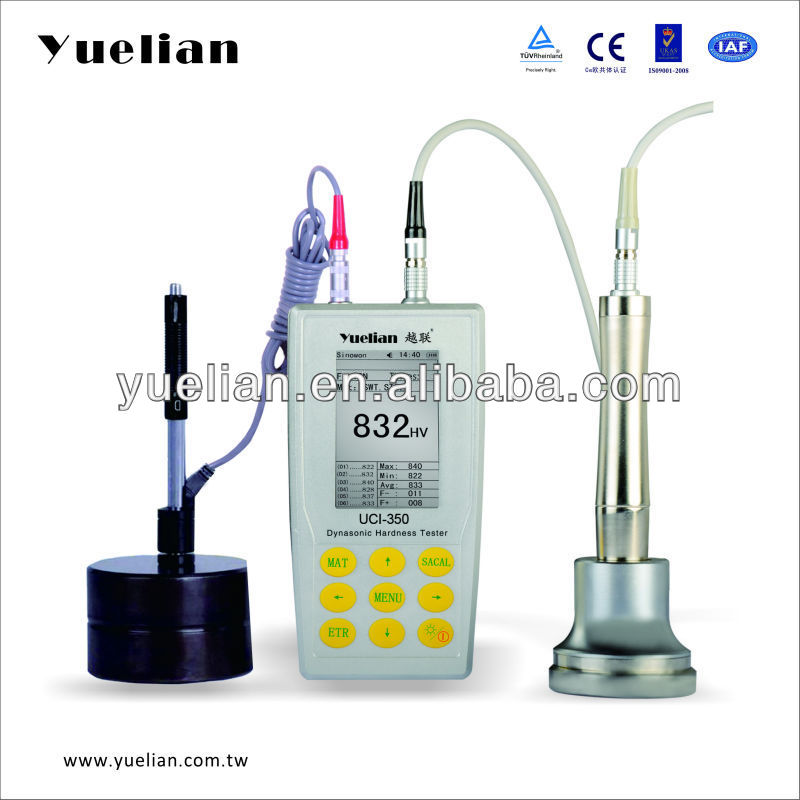 New products Portable Universal Dynamic Hardness Testing machine