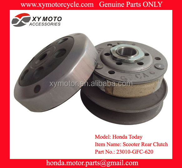 Today Scooter Pulley Clutch Driven Pulley OE NO. 23010-GFC-900