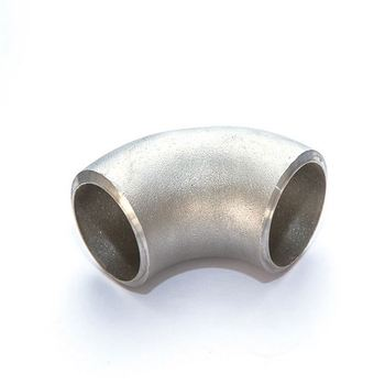STD 1.4401/1.4436 90degree stainless steel elbow with DIN2605 Standard