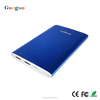 high quality ultra slim 5000 MAH power bank mobile phone charger