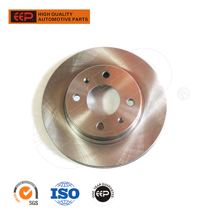 EEP Car Parts Brake Disc for NISSAN SUNNY B11 N14 40206-60Y01