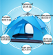 Customized Hot selling Large high quality travlling beach tent with 3 rooms double layer instant install family camping tent