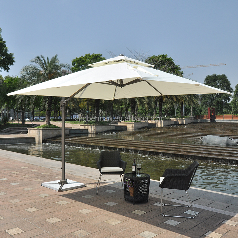 Outdoor Umbrella Beach Large Umbrella Garden Umbrella 3M