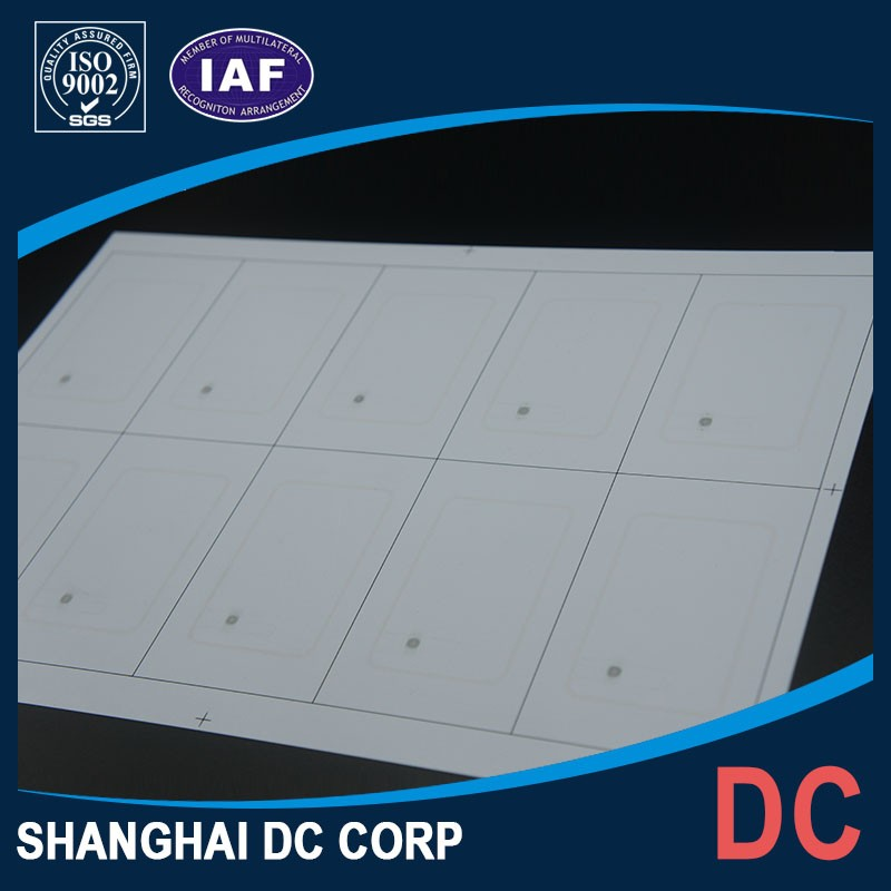 Factory Direct Adhesive RFID Inlay For Cards