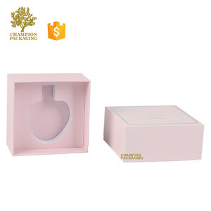 2018 Small New Design High Quality Paper Box Bottle Sexy Perfume Box