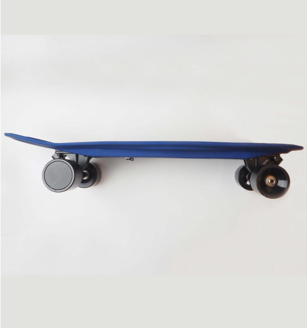 Hot Selling waterproof electric skateboard fishboard for adults and children