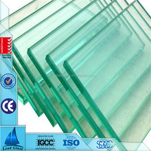3mm-19mm tempered glass cost, blue tempered glass