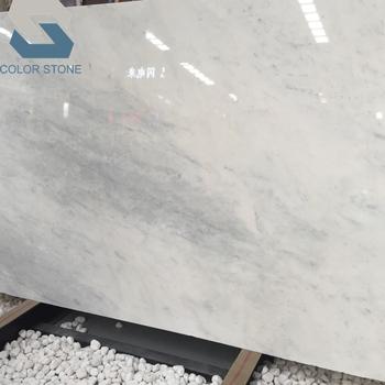 White Carrara Marble Slab Turkish
