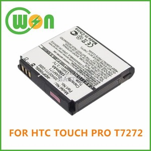 PDA Pro Battery for HTC Touch Pro battery for HTC T7272,HTC Touch Pro,HTC  TyTn III,O2 XDA Diamond Pro battery