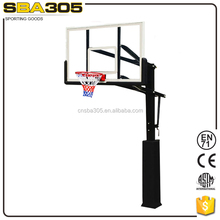 indoor professional basket ball hoops