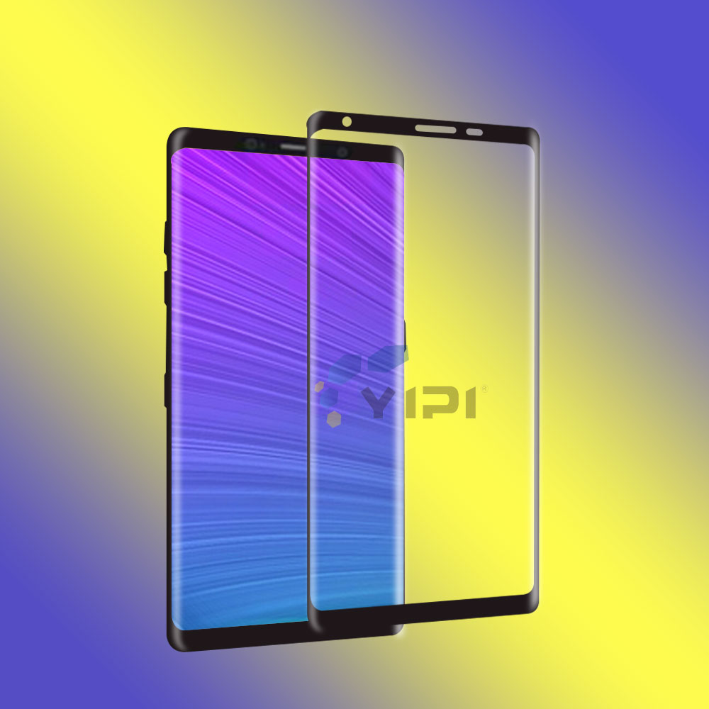 Competitive Price 3D Glass Film, Anti Radiation Corning Explosion Proof 9H Tempered Glass For Mobile Phone Galaxy Note 8<