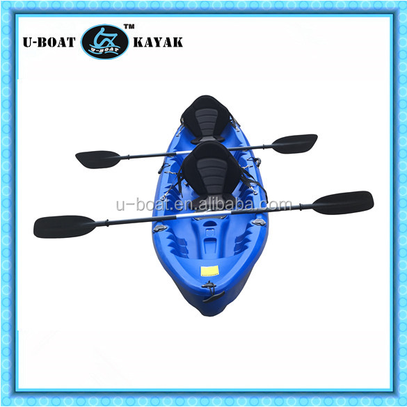 U-<strong>Boat</strong> 2016 new design sit on top four person fishing kayak wholesale/four seat kayak <strong>boat</strong>
