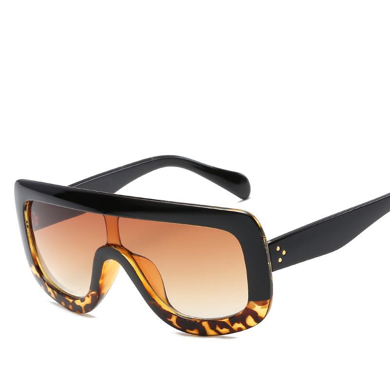 Lunettes de soleil / grand cadre / visage rond / personnalité / lunettes de soleil / polarisé / lunettes de soleil , 3