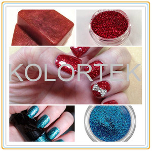 Wholesale glitter, sparking metal flakes, cosmetic grade glittering mica pigment powder