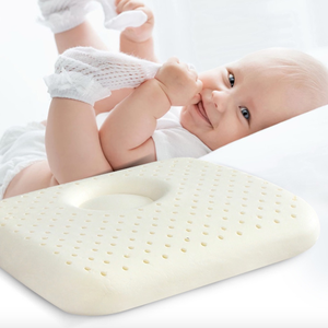 100 percent Latex Foam Baby Neck Pillow