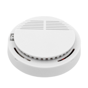 Small Anti-Fire Indoor Sensor Hotel Home Security Alarm System, Good Quality Smoke Wireless Detector