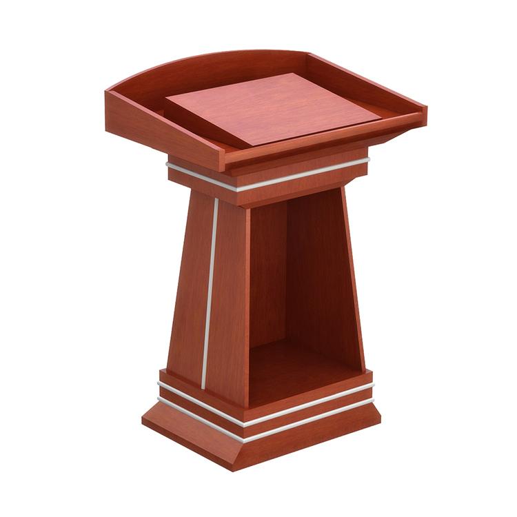 Luxury wood pulpits for church school GB427