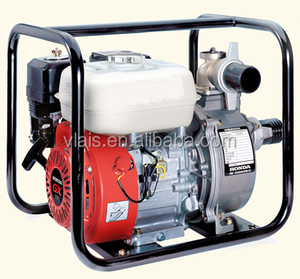 2'' 50mm Gasoline Water Pump 6.5HP petrol Engine for irrigation
