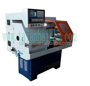 From hai shu CK0632A used cnc lathe machine with best price