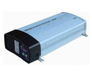 KISAE 1000W Sinewave Inverter with 40A Battery Charger