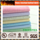 100% cotton fireproof Knitting fabric for Foam Pillow Case OEKO TEX 100