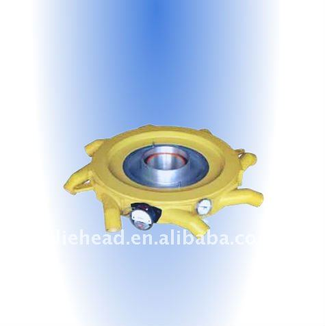 Two Layer Rotating Air Ring Powerful Type / blown film air ring