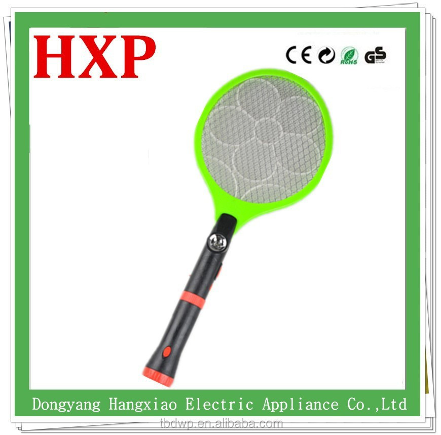 HXP HIPS household device recharge battery electric insect killer with torch