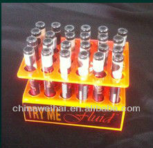 Clear Acrylic e Cigarette Display