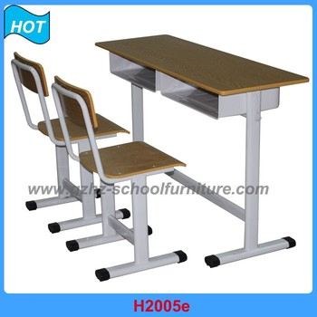 Captivating Portable Student Library Reading Desk And Chair School Furniture