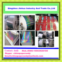 JH Series Comestic And Tobacco Packing Transfer Laser Paperboard