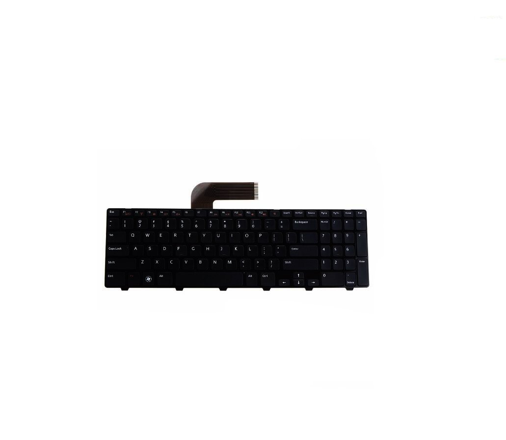 YDLan New Replacement For Dell Inspiron 15R N5110 Laptop Keyboard Without Backlight