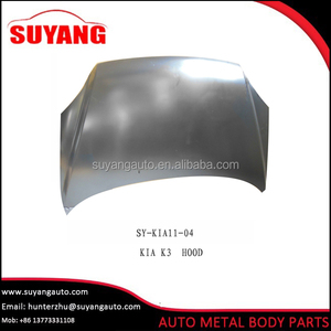 Aftermarket Engine Hood for Korean K3 Cerato 13 to 16 Auto Body Parts