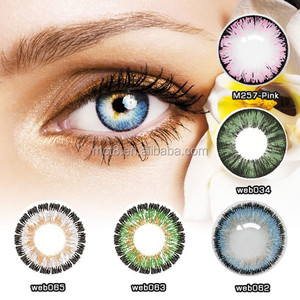 yearly using period circle lens crazy wild eyes red crazy contact lens