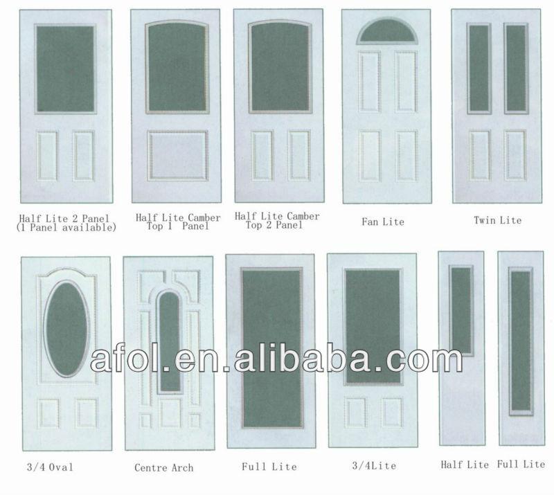 Zhejiang Afol Entry Door Glass Insertsoval Glass Inserts Door