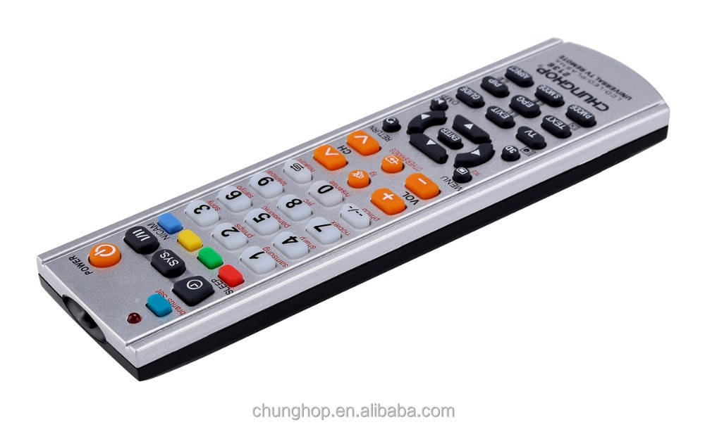 Chunghop 2136 LCD LED PLASMA TV Remote Control Infrared Frequency Remote LED Control
