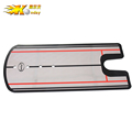 Retail Hot Portable Golf Putting Alignment Mirror Posture Alignment Golf Training Aids Golf practice putting mirror
