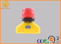 TYPE D 360 Degree Traffic Solar Barricade Warning Light