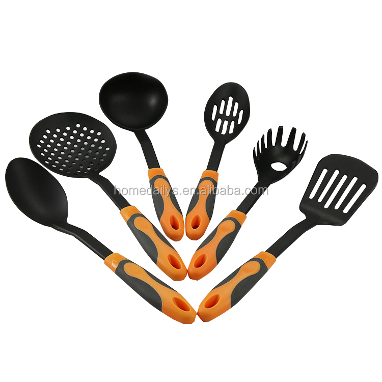 Nylon Kitchen Tool with PP+ TPR Handle
