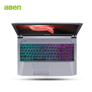 15.6 inch computer Coffee Lake H i7-8750H CPU GTX 1050 Ti 4GB GDDR5 RGB backlight keyboard gaming laptop