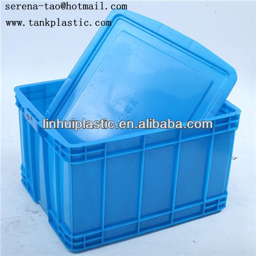industrielle en plastique bo te de rangement box pour garage entrep t bo tes caisses de. Black Bedroom Furniture Sets. Home Design Ideas