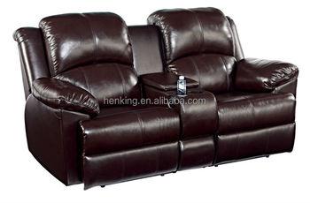 Luxury Leather Electric Vip Reclining Cinema Sofa wh902 Buy