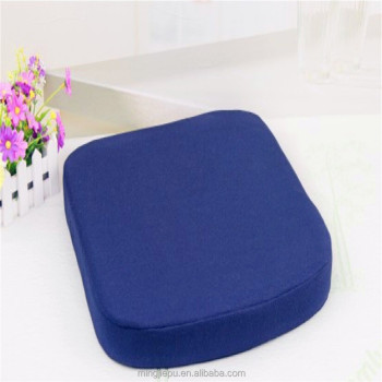 Memory Foam Seat Cushion For Chair , Square Seat Sofa Cushion, Adult Car  Booster Seat
